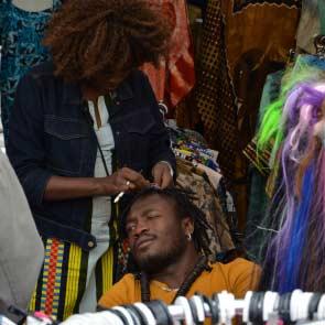Impressionen vom Afrika-Festival 2017