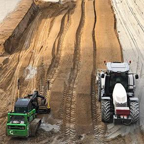 Bodenstabilisierung