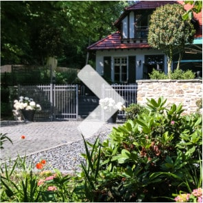 Gartenidyll am Waldrand - Wiesbaden