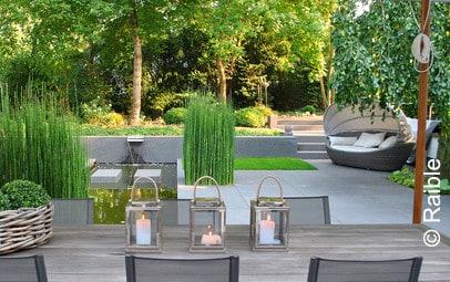 Private Gärten