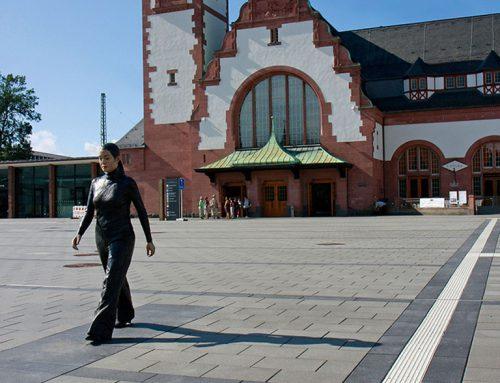 Bahnhof, Bad Homburg